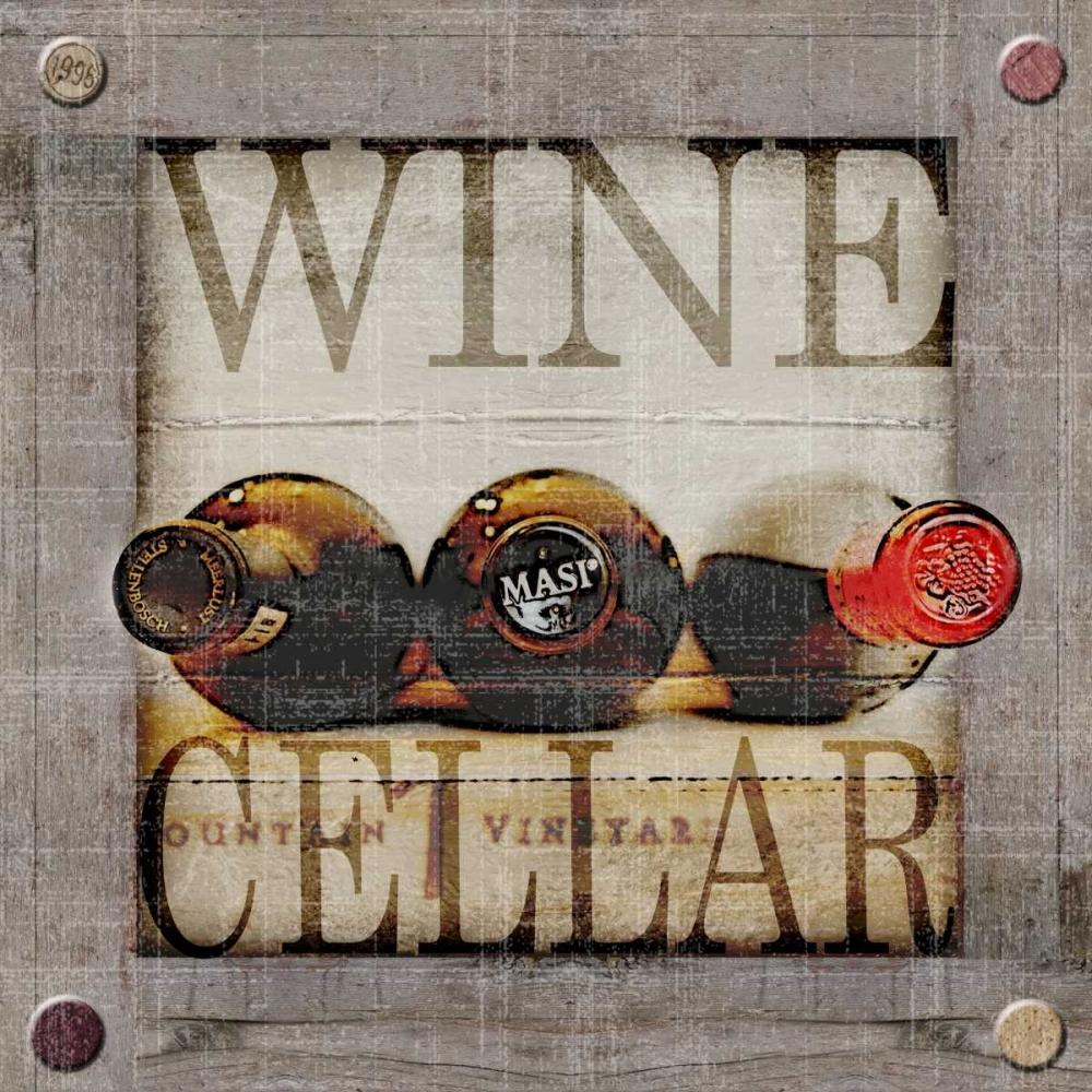 Wine Cellar Wolk, Lisa 62400