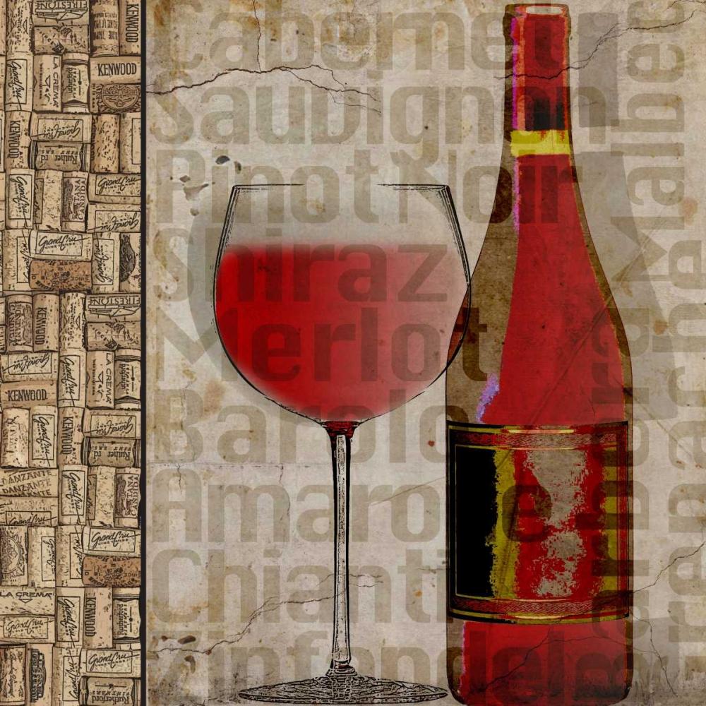 Wine Varieties Wolk, Lisa 62406