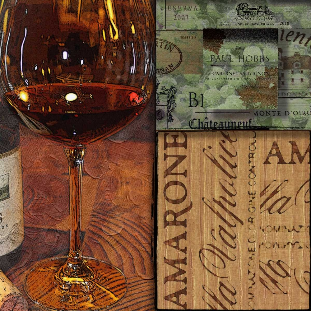 Amarone Wine Night II Wolk, Lisa 62409