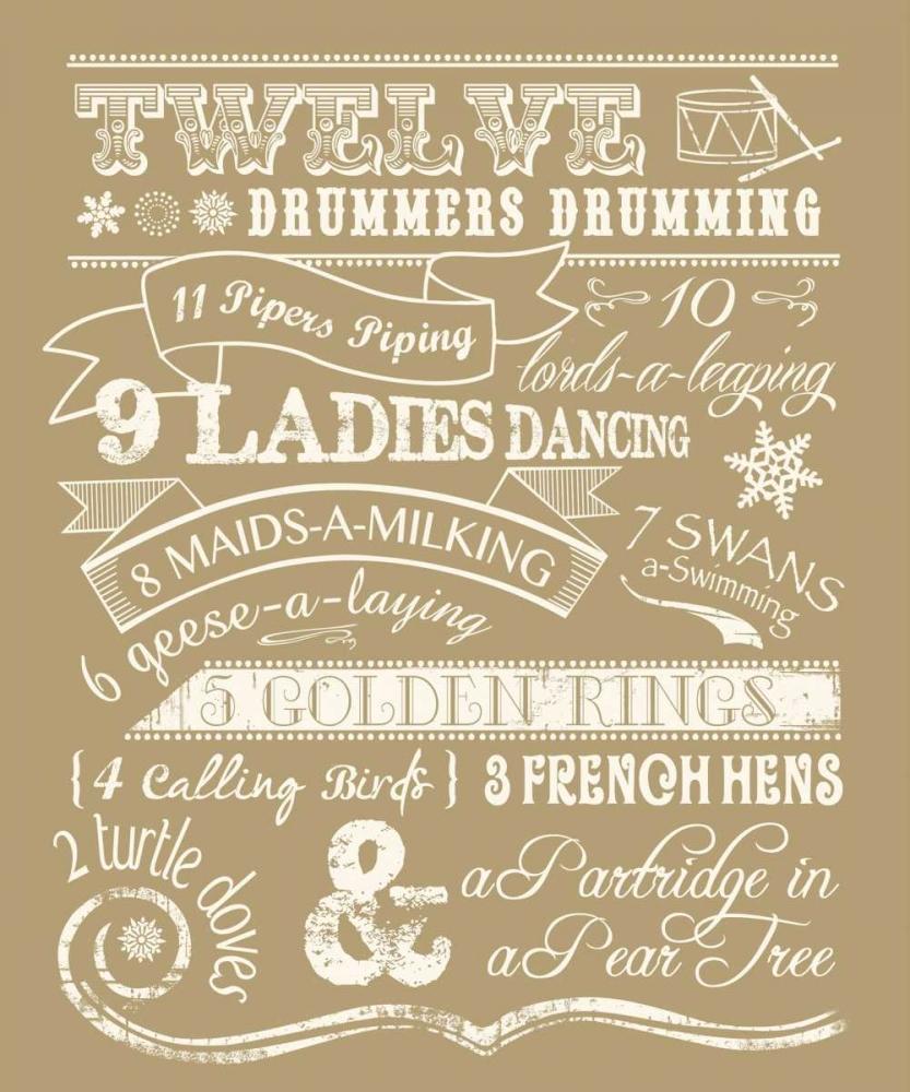 Twelve Days I Longfellow Designs 48953