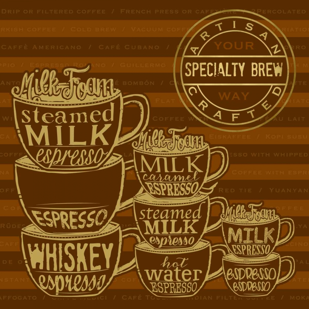 Specialty Brew Designs, Longfellow 81050