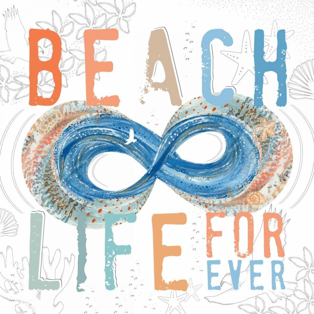 Beach Life Longfellow Designs 104881