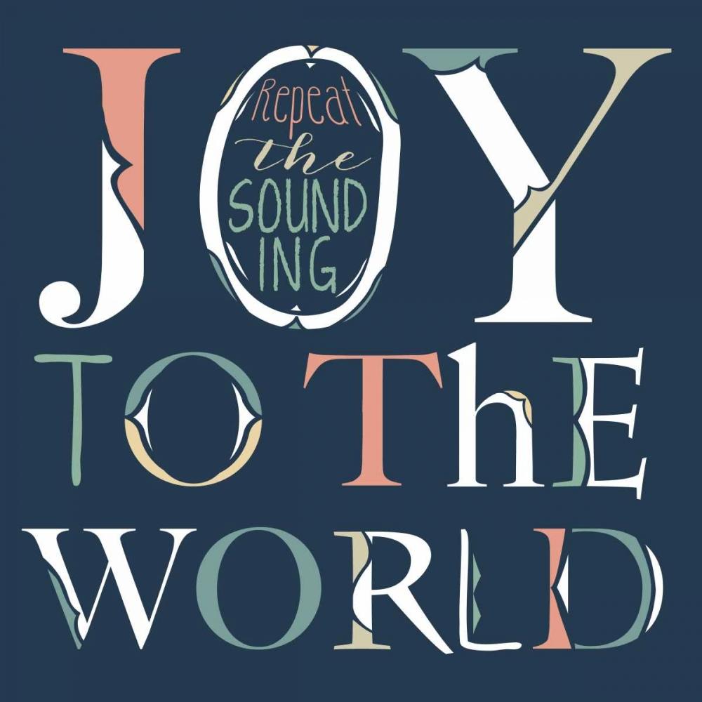 Joy to the World Longfellow Designs 141106