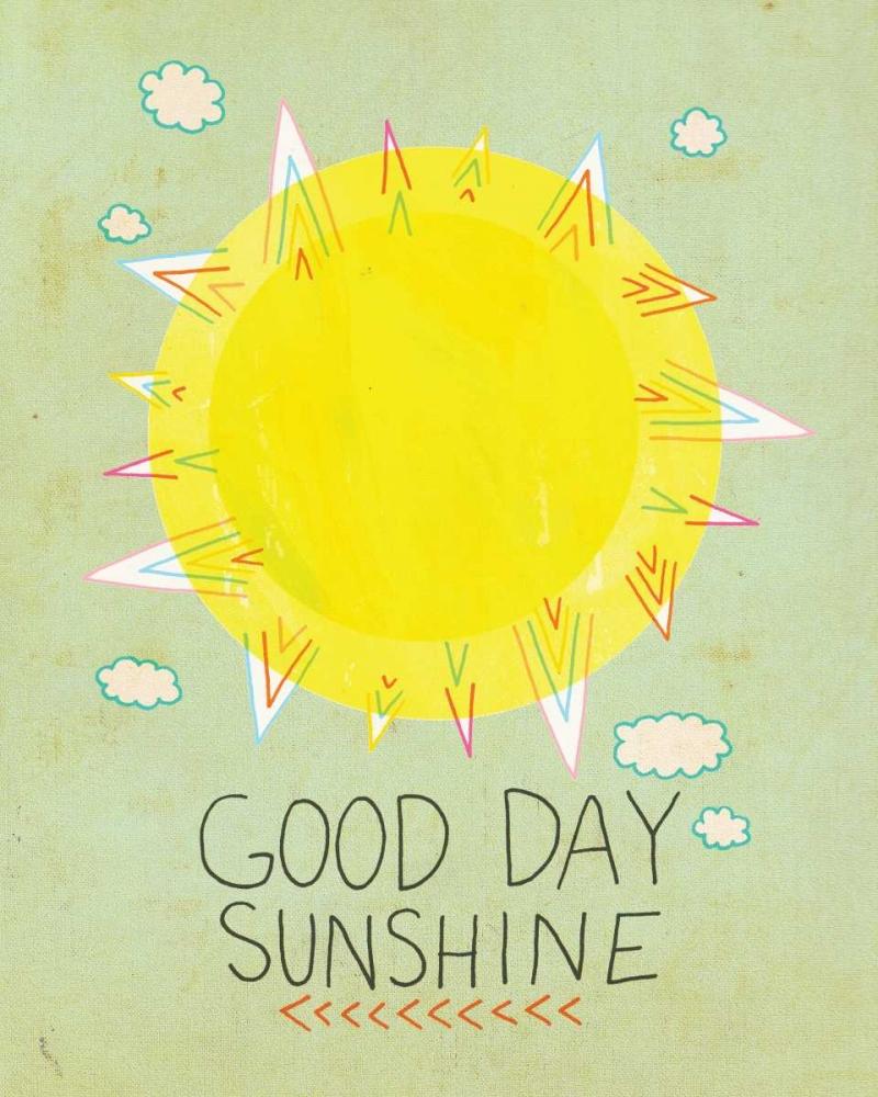 Good Day Sunshine Barbero, Lisa 118517