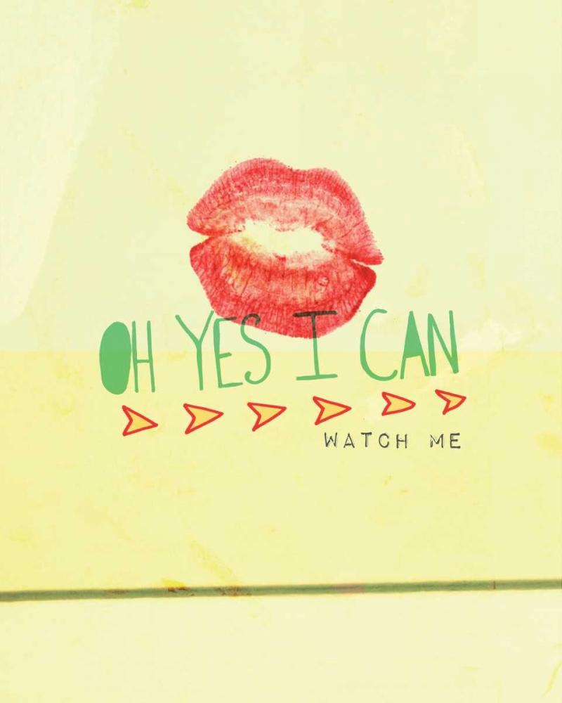 Yes I Can - Watch Me Barbero, Lisa 119940