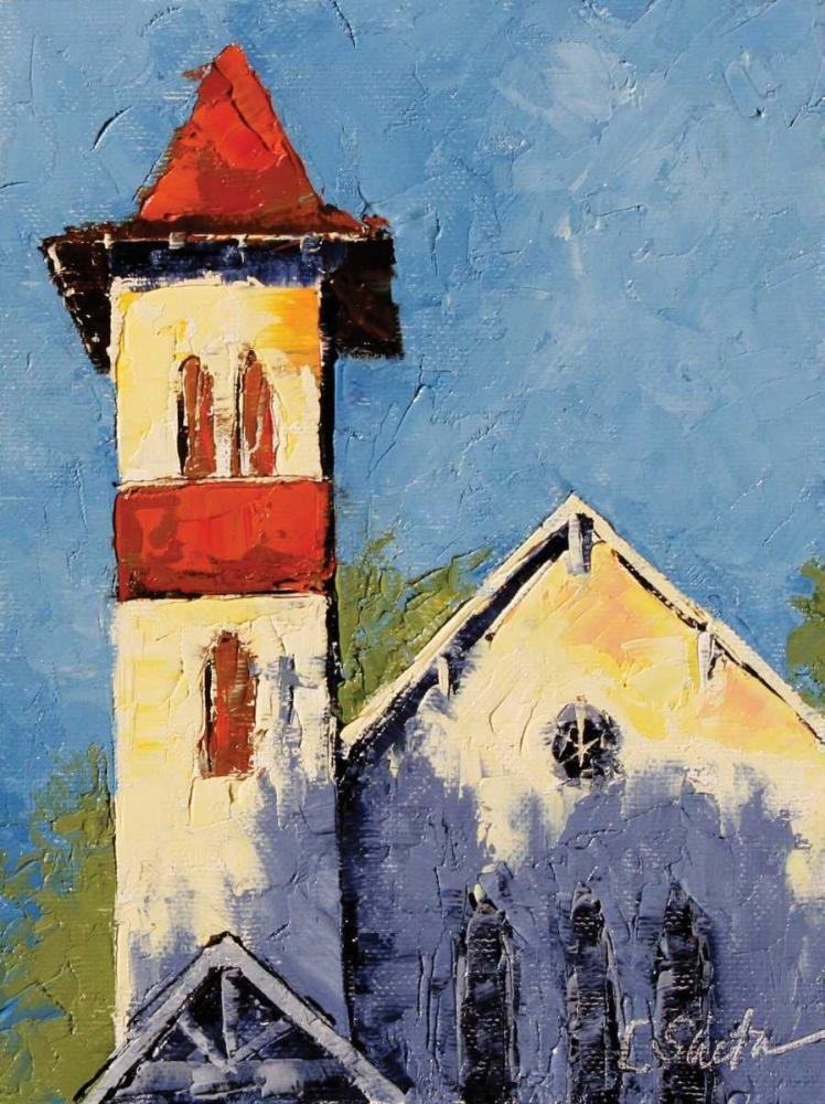 Old Church Saeta, Leslie 78261