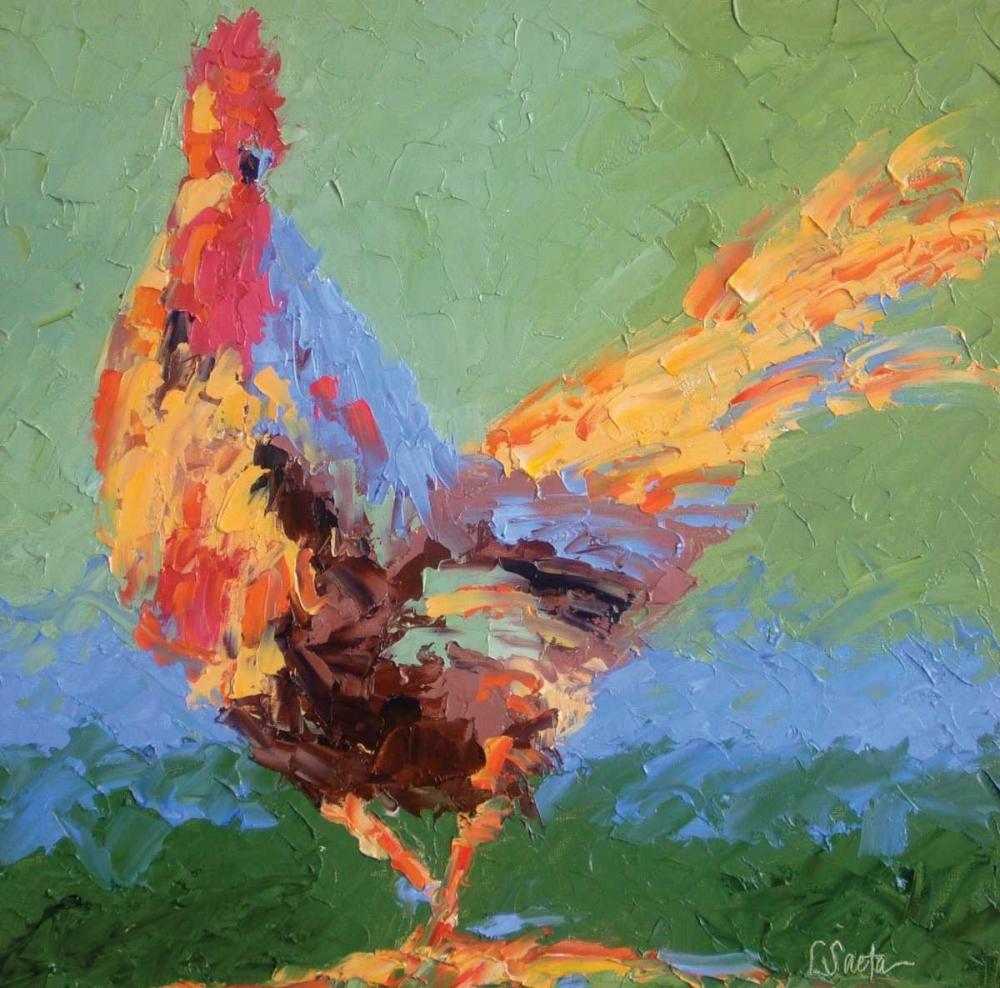 Rooster V Saeta, Leslie 41838