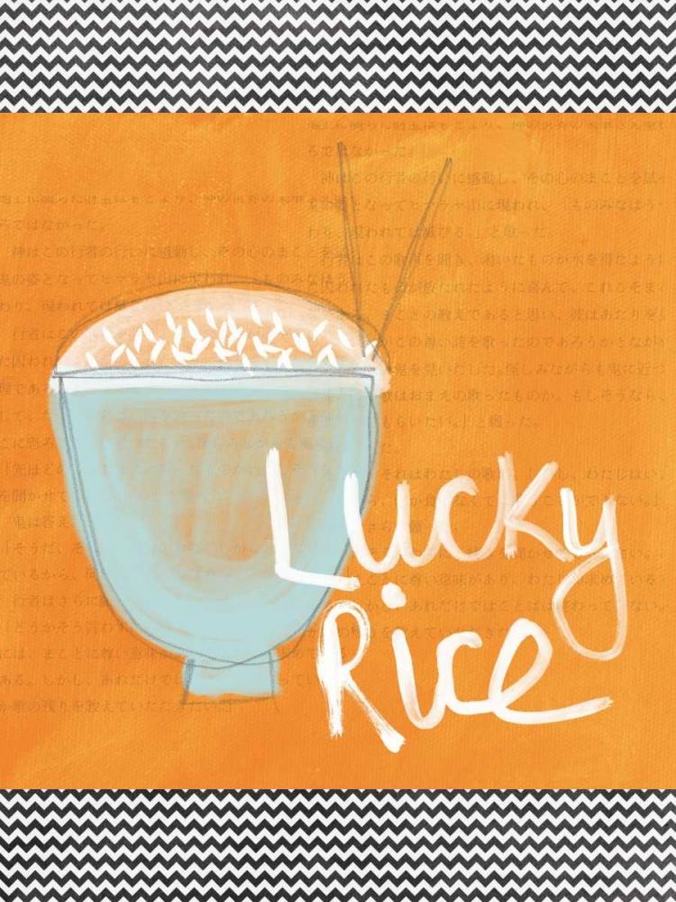 Lucky Rice Woods, Linda 41908