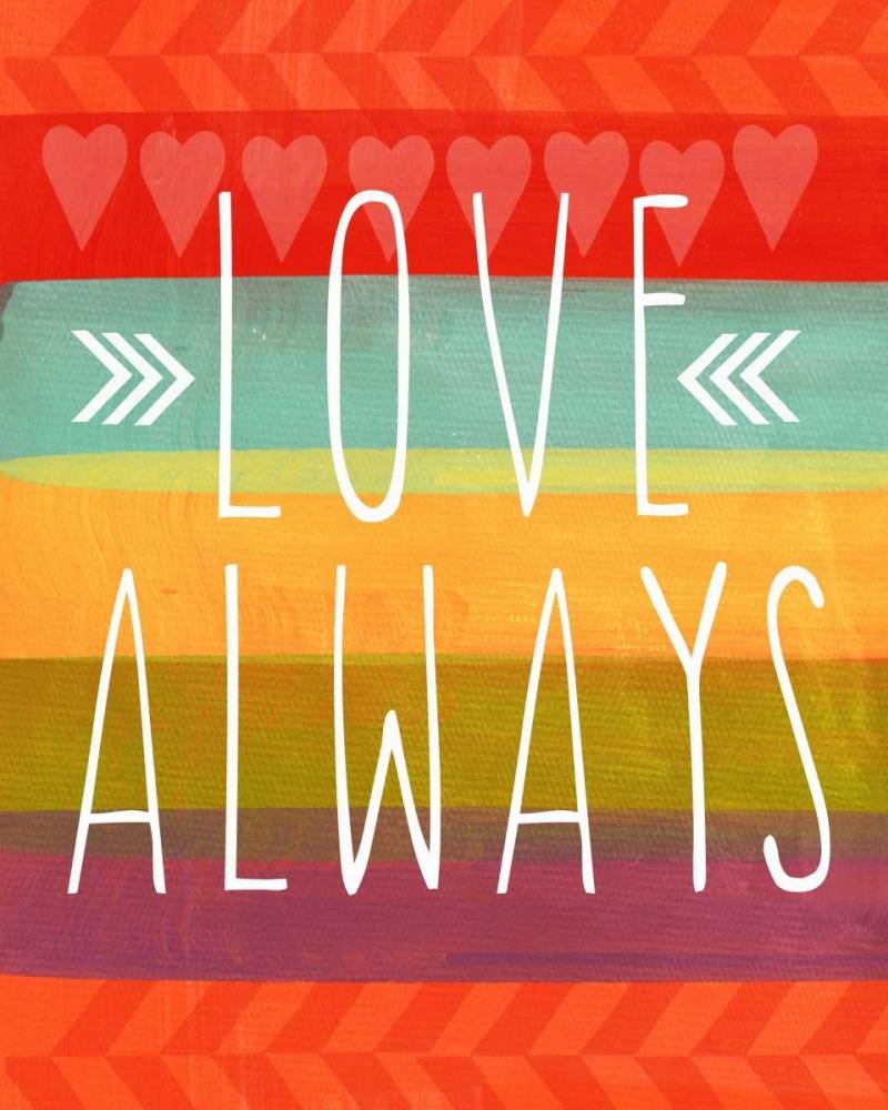 Love Always Woods, Linda 41911