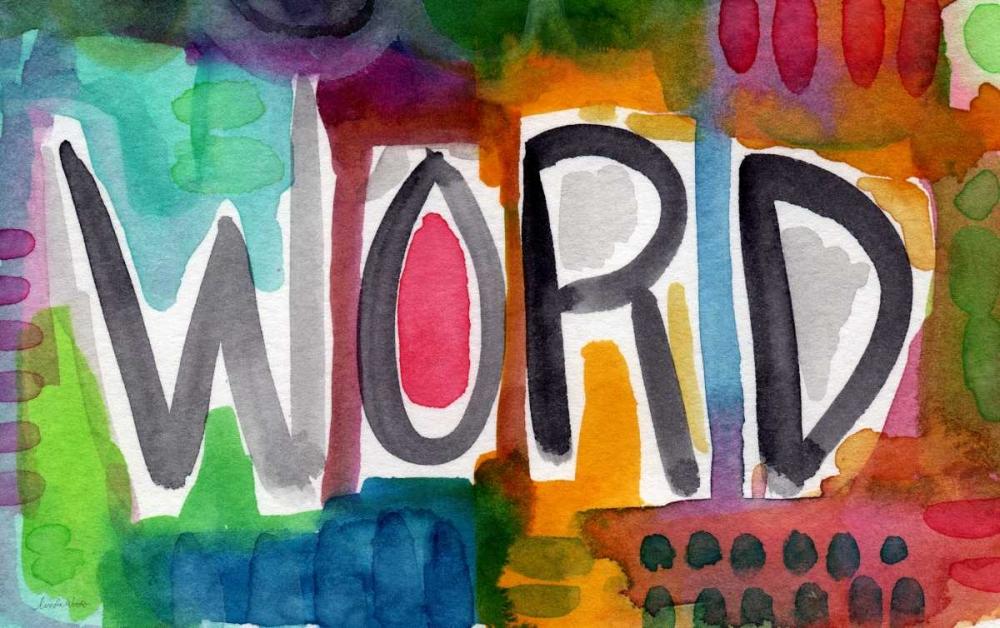 Word Woods, Linda 41940