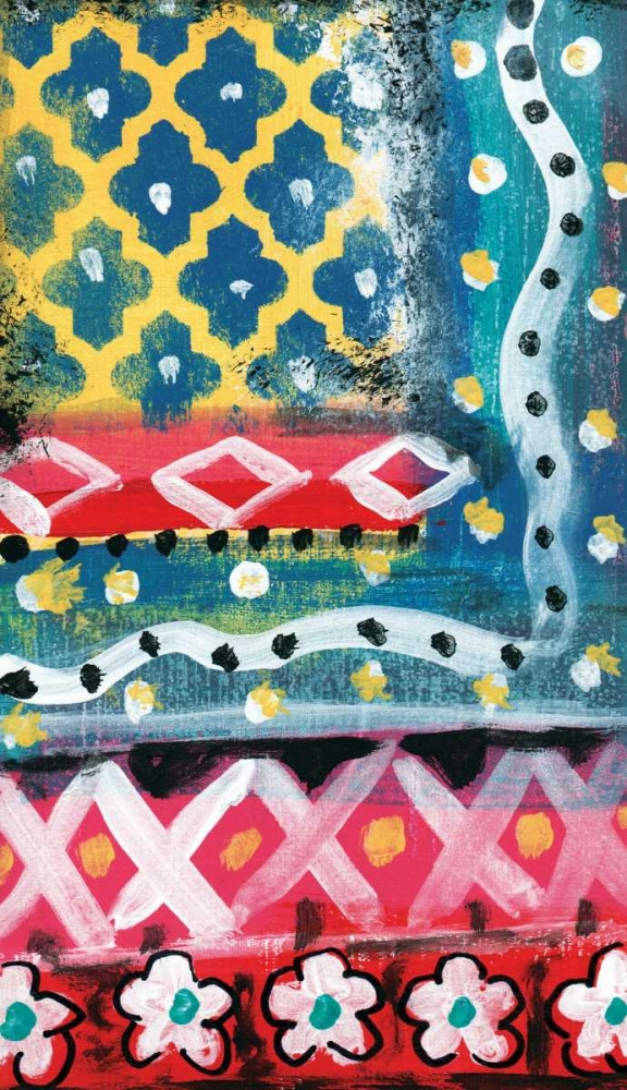 Pattern Painting IV Woods, Linda 41957