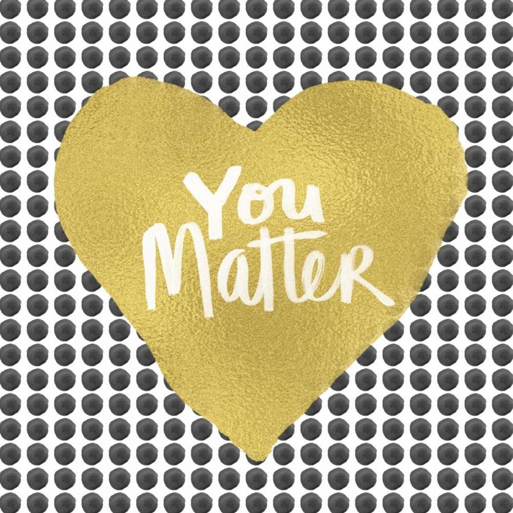 You Matter - Heart Woods, Linda 41969
