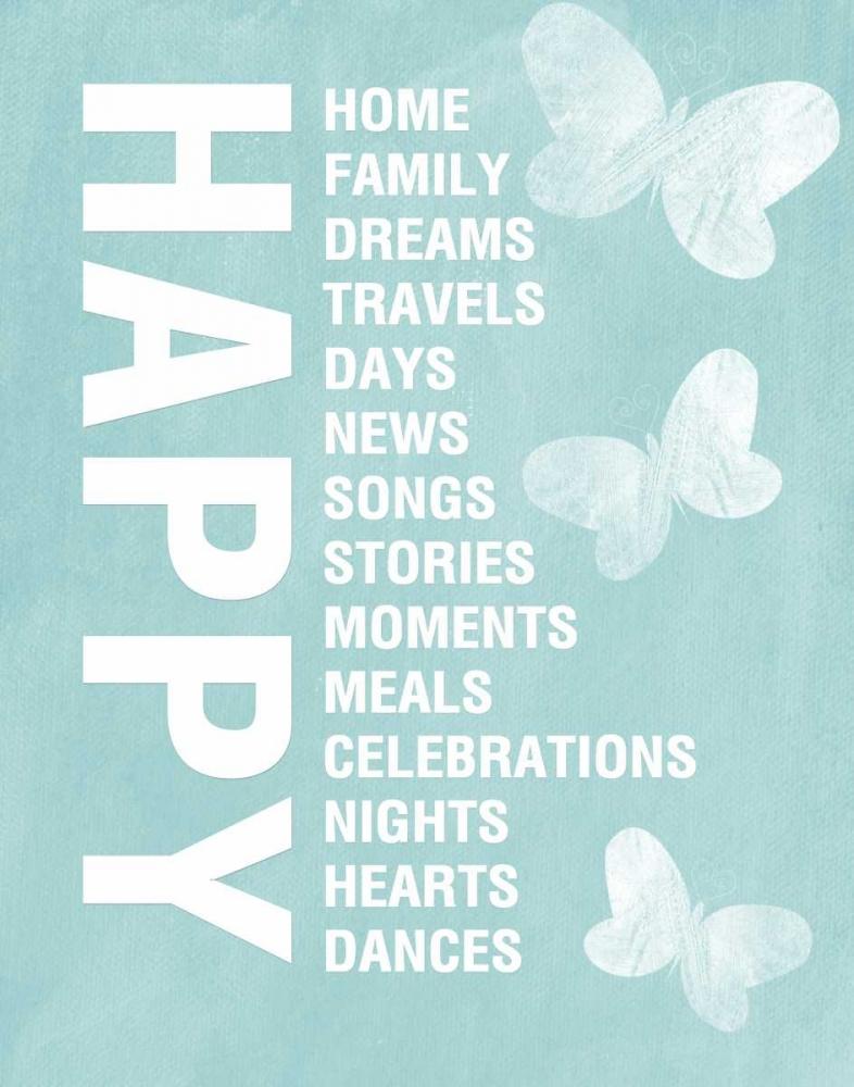 Happy Things Woods, Linda 48984