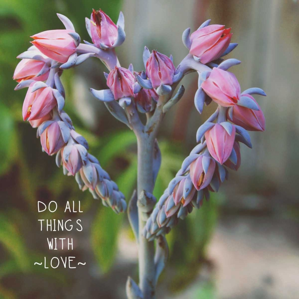 Do All Things with Love Woods, Linda 48993