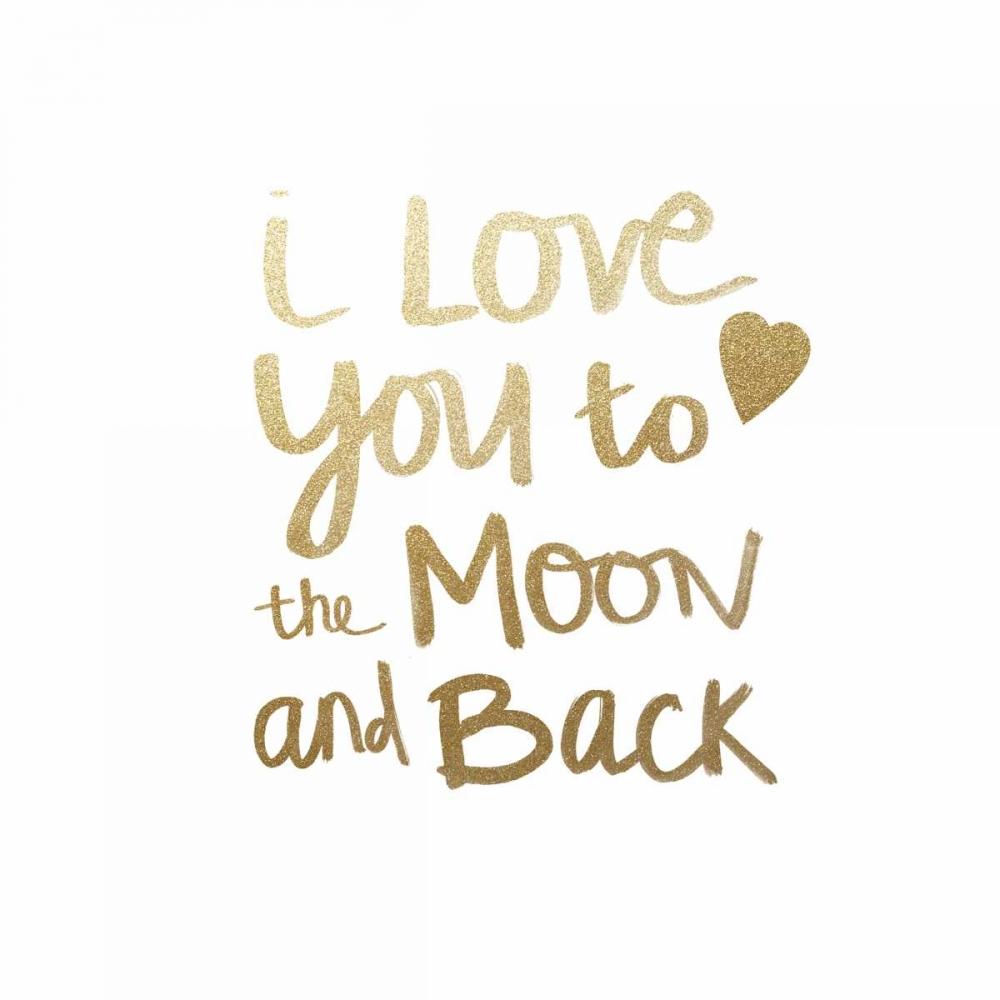 To the Moon and Back Woods, Linda 49083