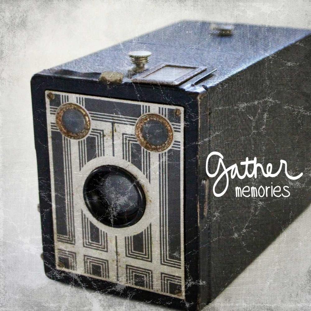 Gather Memories Woods, Linda 49096