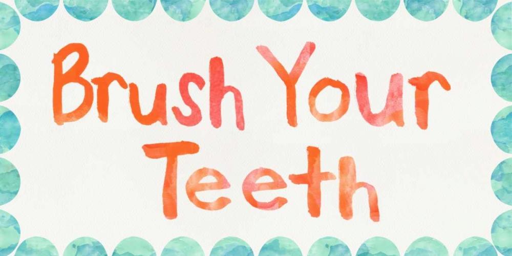 Brush Your Teeth Woods, Linda 62220
