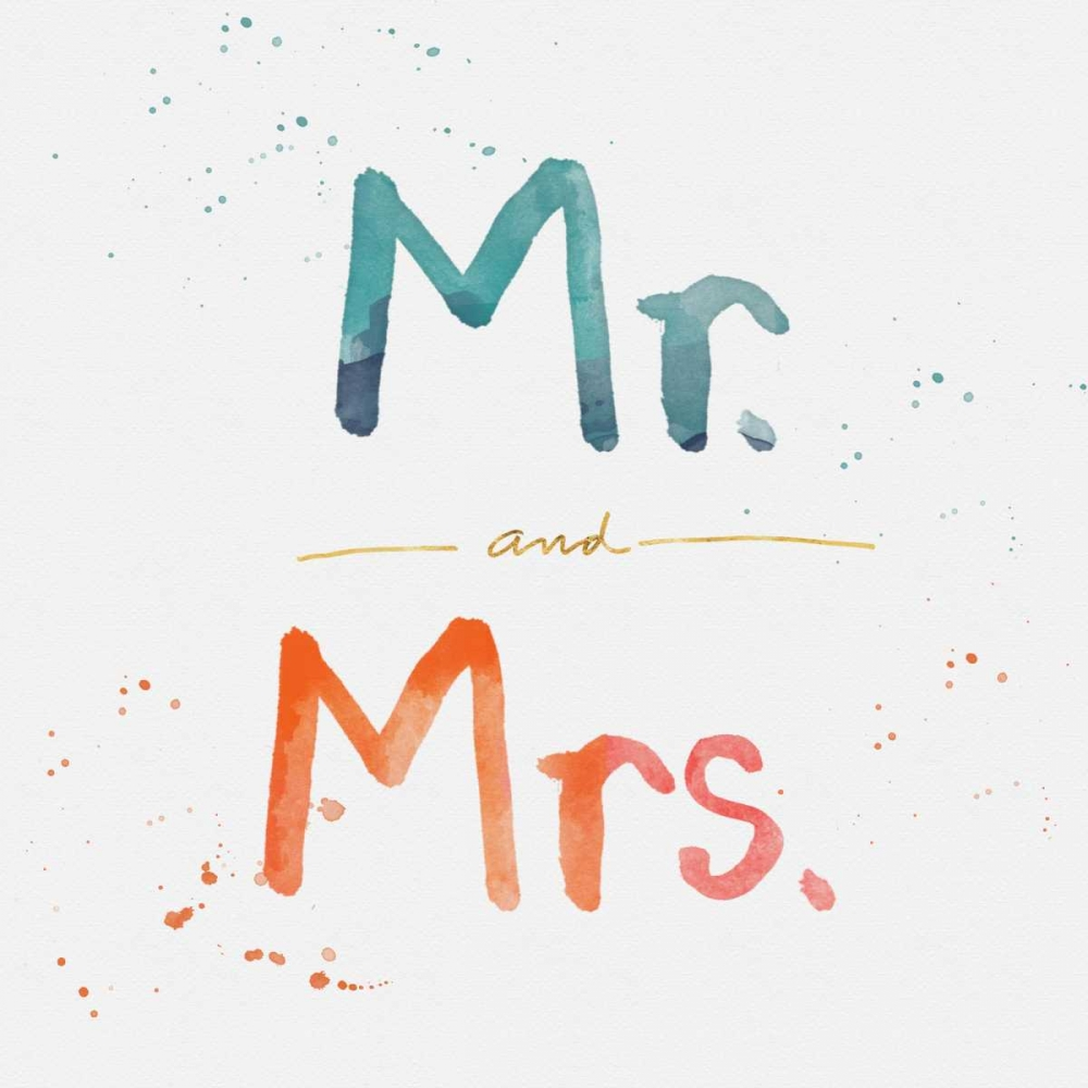 Mr. and Mrs. Woods, Linda 62232