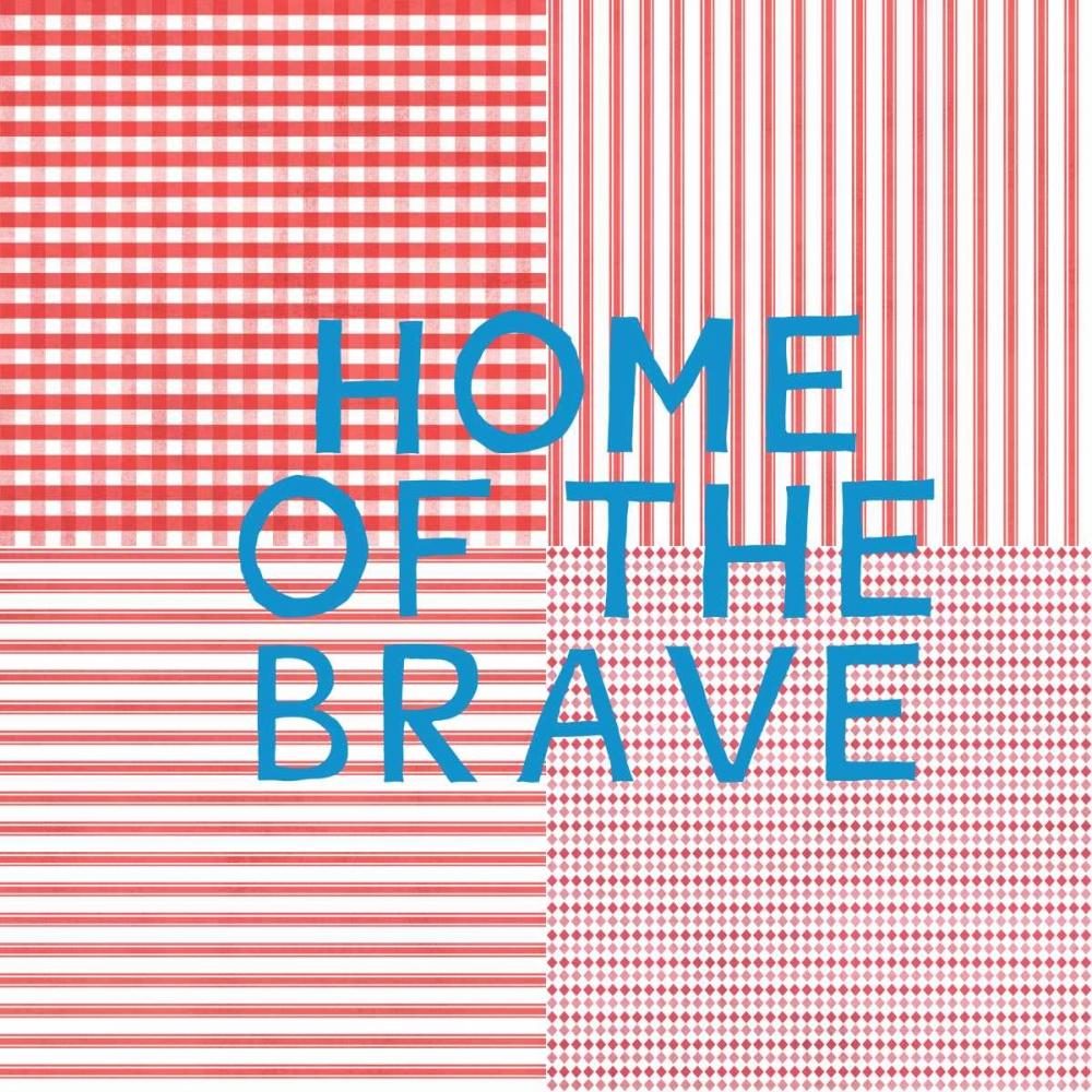 Home of the Brave Woods, Linda 63137