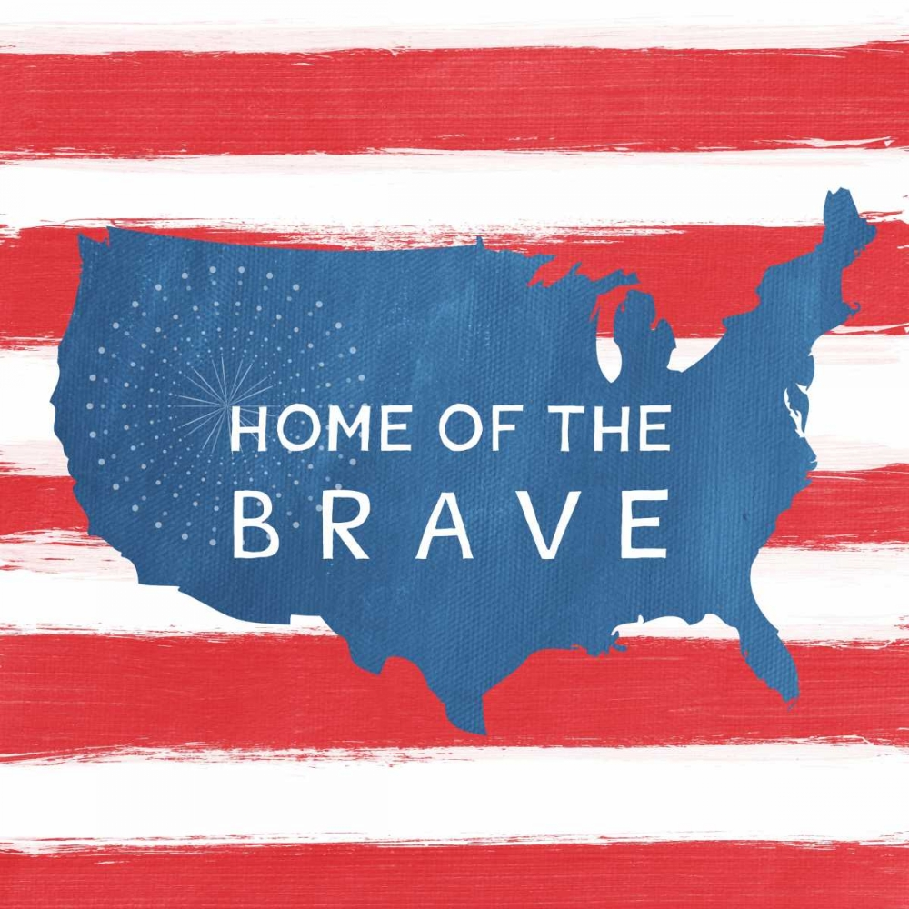 Home of the Brave Woods, Linda 66603