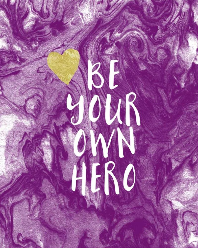 Be Your Own Hero Woods, Linda 72897