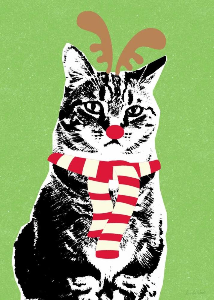 Rudolph Cat Woods, Linda 77741