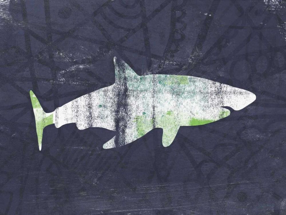 Shark I Woods, Linda 119977