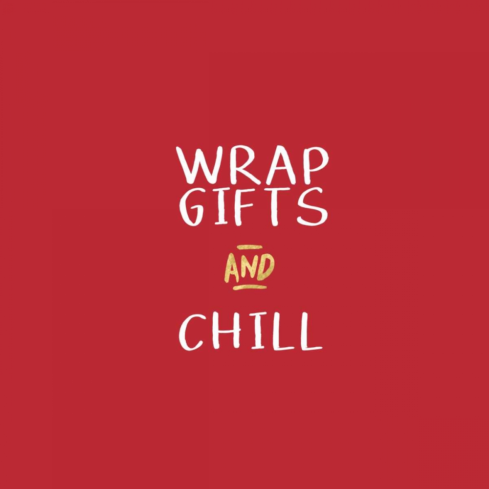 Wrap Gifts and Chill Woods, Linda 141132