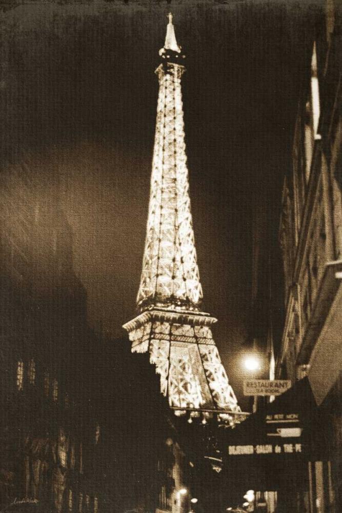 Paris Postcard Woods, Linda 141188