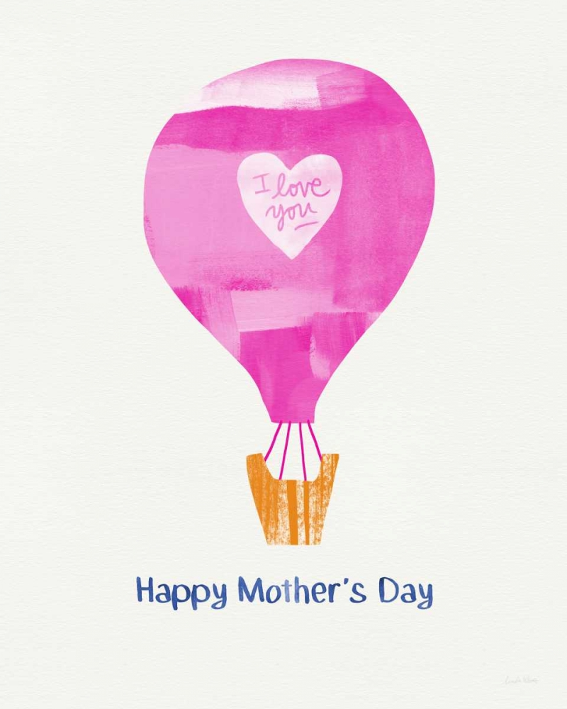 Mothers Day Balloon Woods, Linda 141225