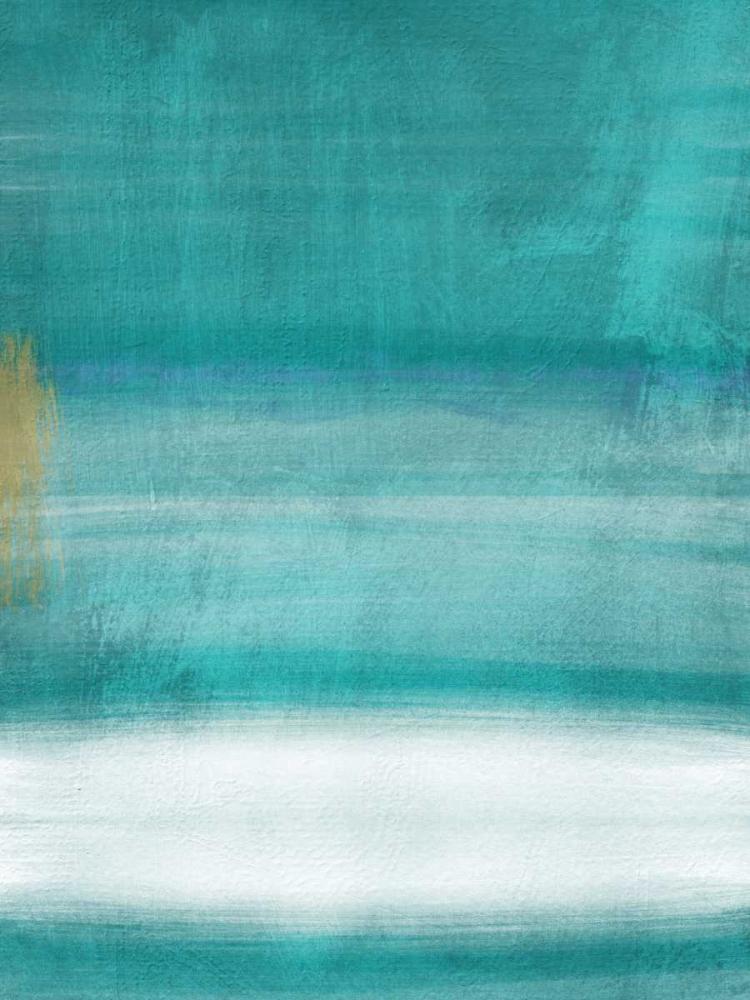 Blue Abstract II Woods, Linda 141266