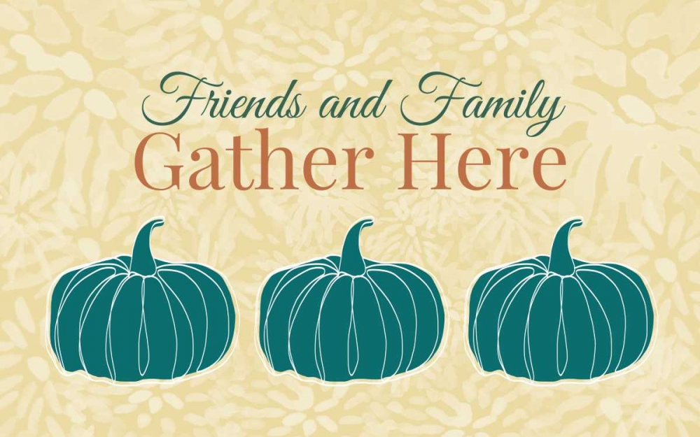 Friends and Family Gather Here Woods, Linda 149415