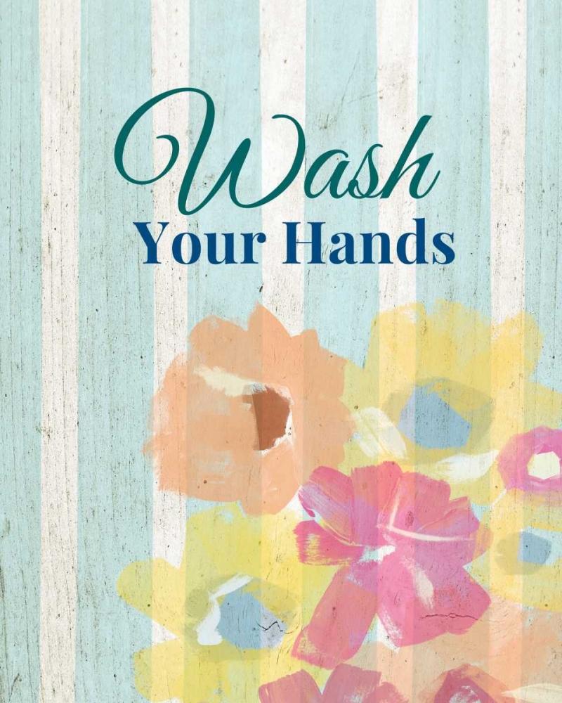Wash Your Hands Woods, Linda 153601