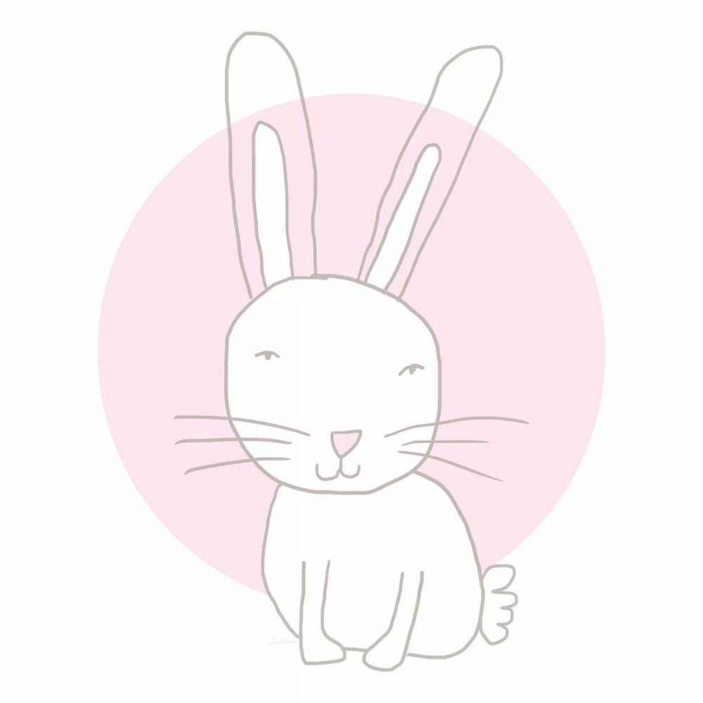 Pink Bunny Woods, Linda 156681