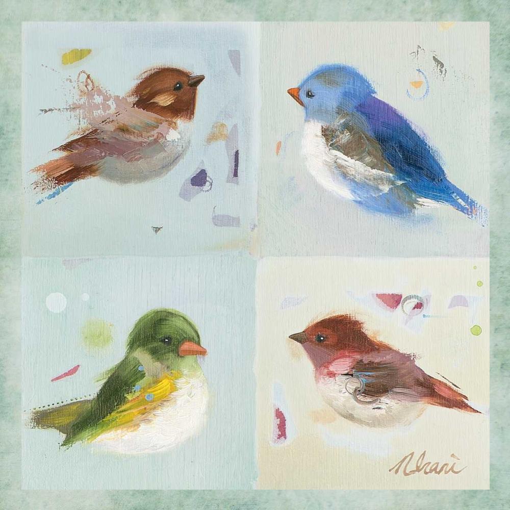 Birds II Irani, Ninalee 46174