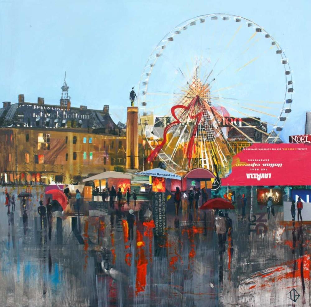 Ferris Wheel P.S. Art Studios 141303