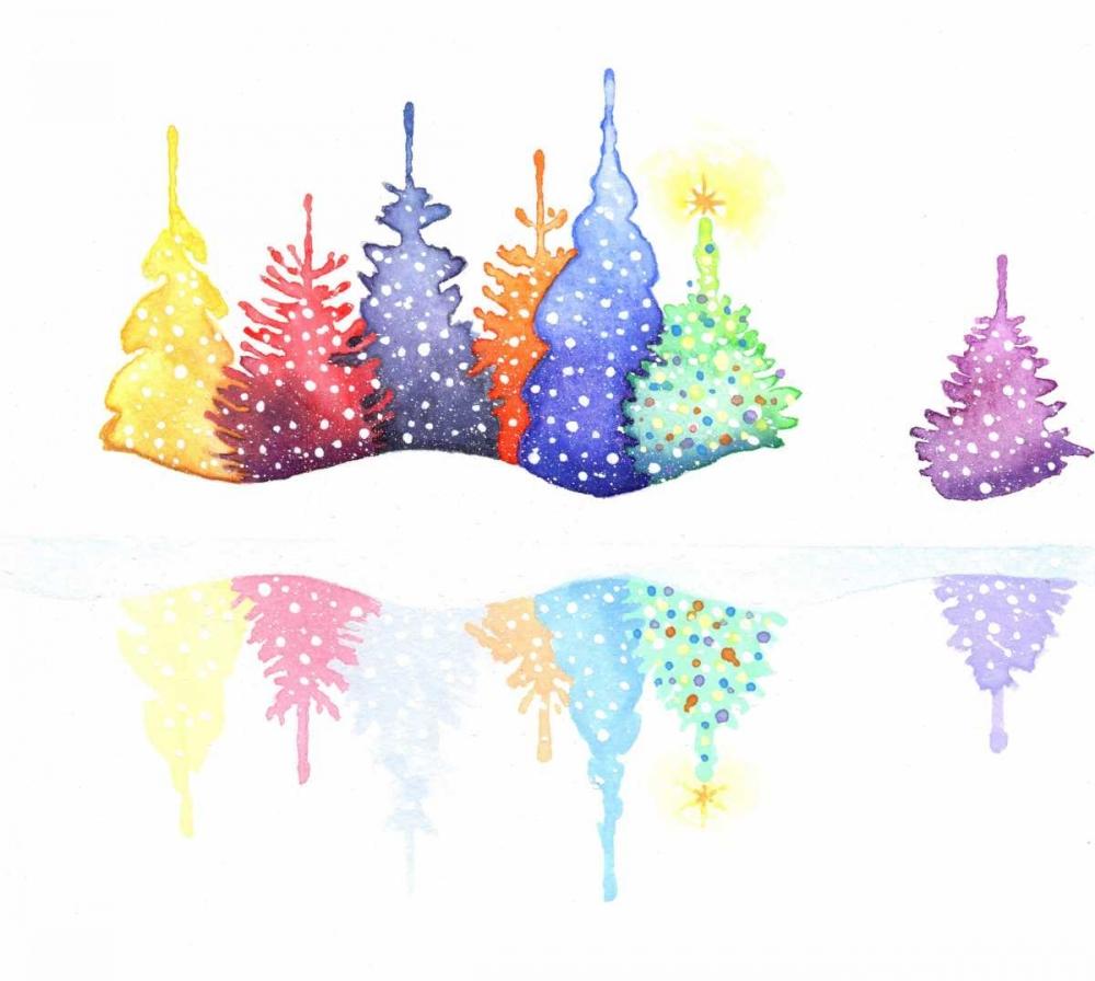 Holiday Trees P.S. Art Studios 141353