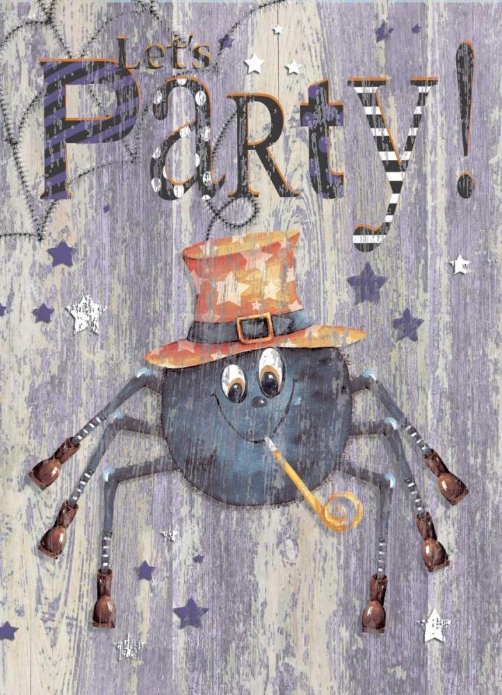 Party Spider P.S. Art Studios 141439