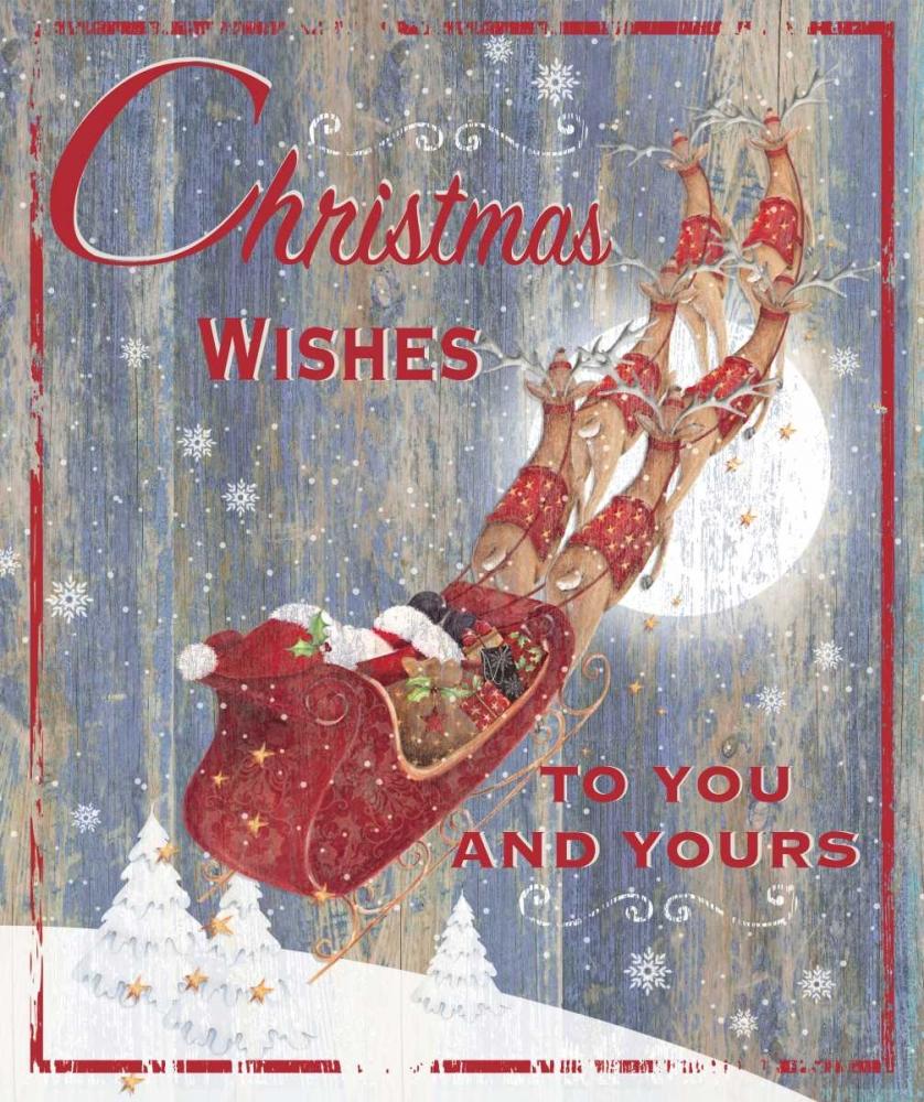 Christmas Wishes P.S. Art Studios 141441