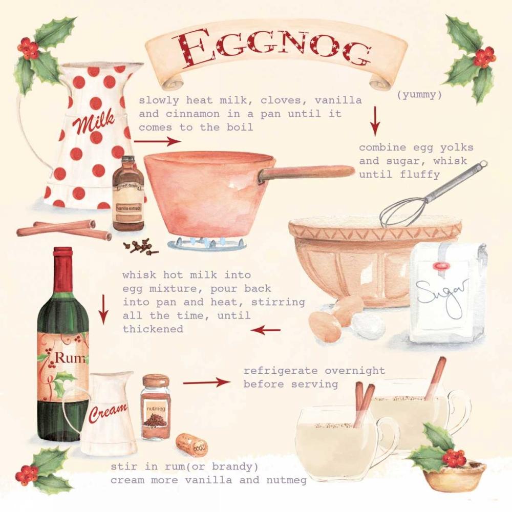 Christmas Eggnog P.S. Art Studios 141457