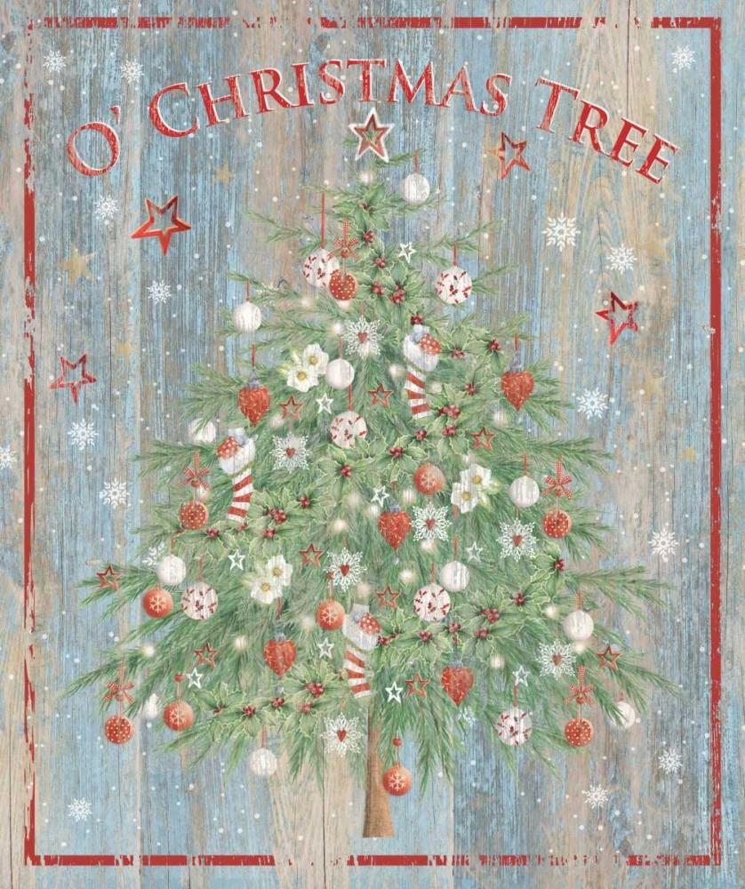 O Christmas Tree P.S. Art Studios 153650