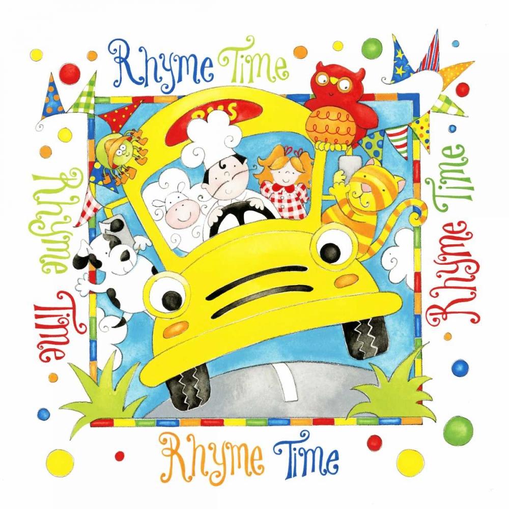 Rhyme time P.S. Art Studios 153792