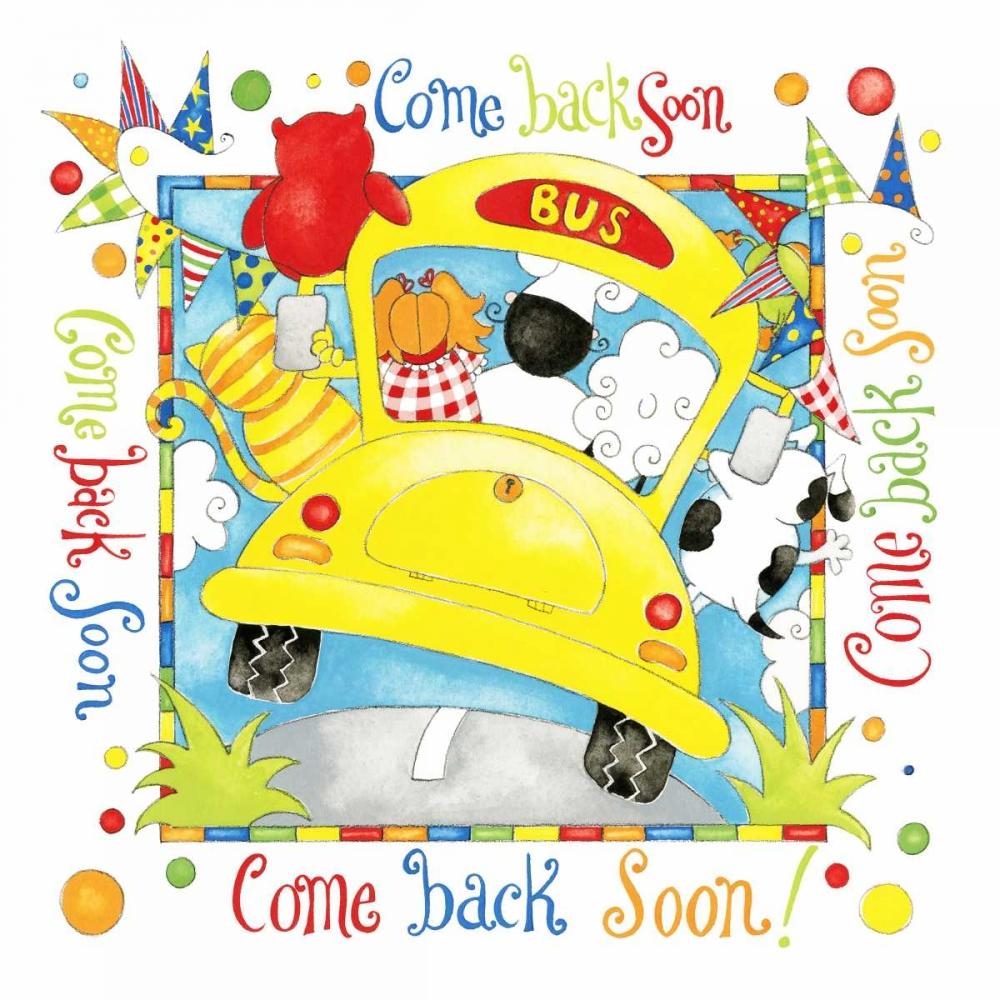 Come Back Soon P.S. Art Studios 153793