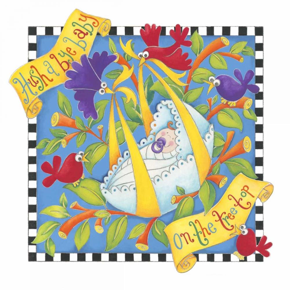 Hush Little Baby P.S. Art Studios 153794