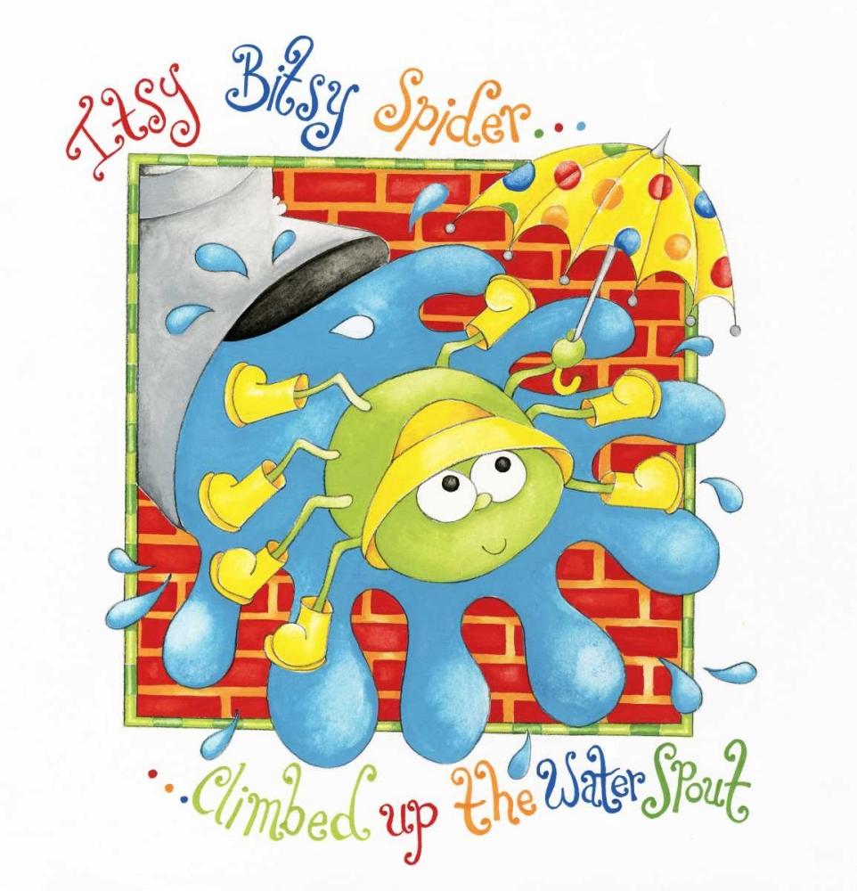 Itsy Bitsy Spider P.S. Art Studios 153795