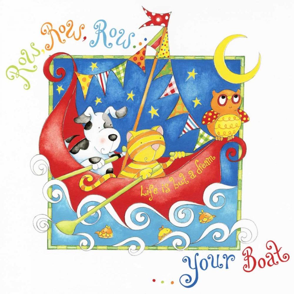 Row Your Boat P.S. Art Studios 153801