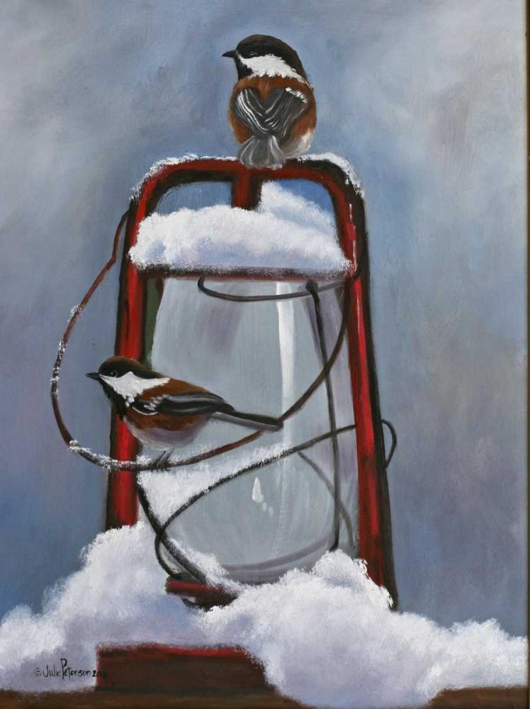 Snowy Lantern Peterson, Julie 104912