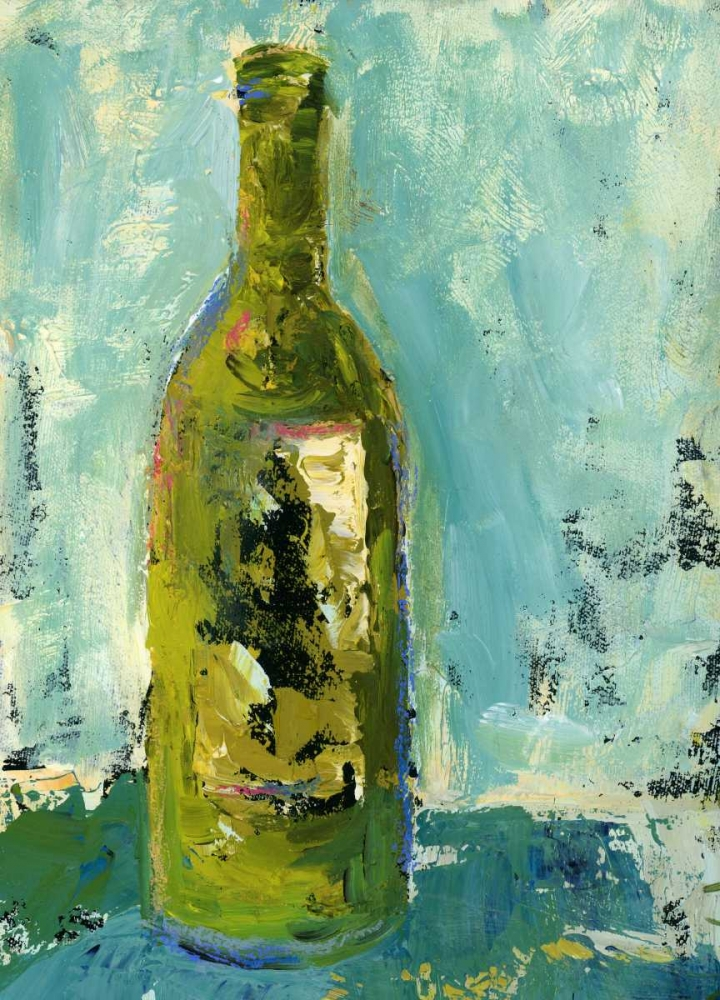 Bottle in Blue Wingard, Pamela J. 83327