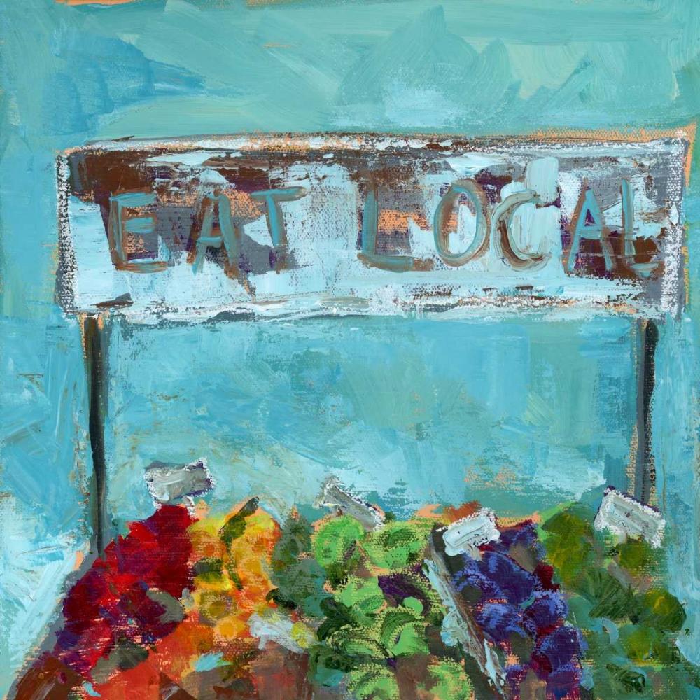 Eat Local Wingard, Pamela J. 88639