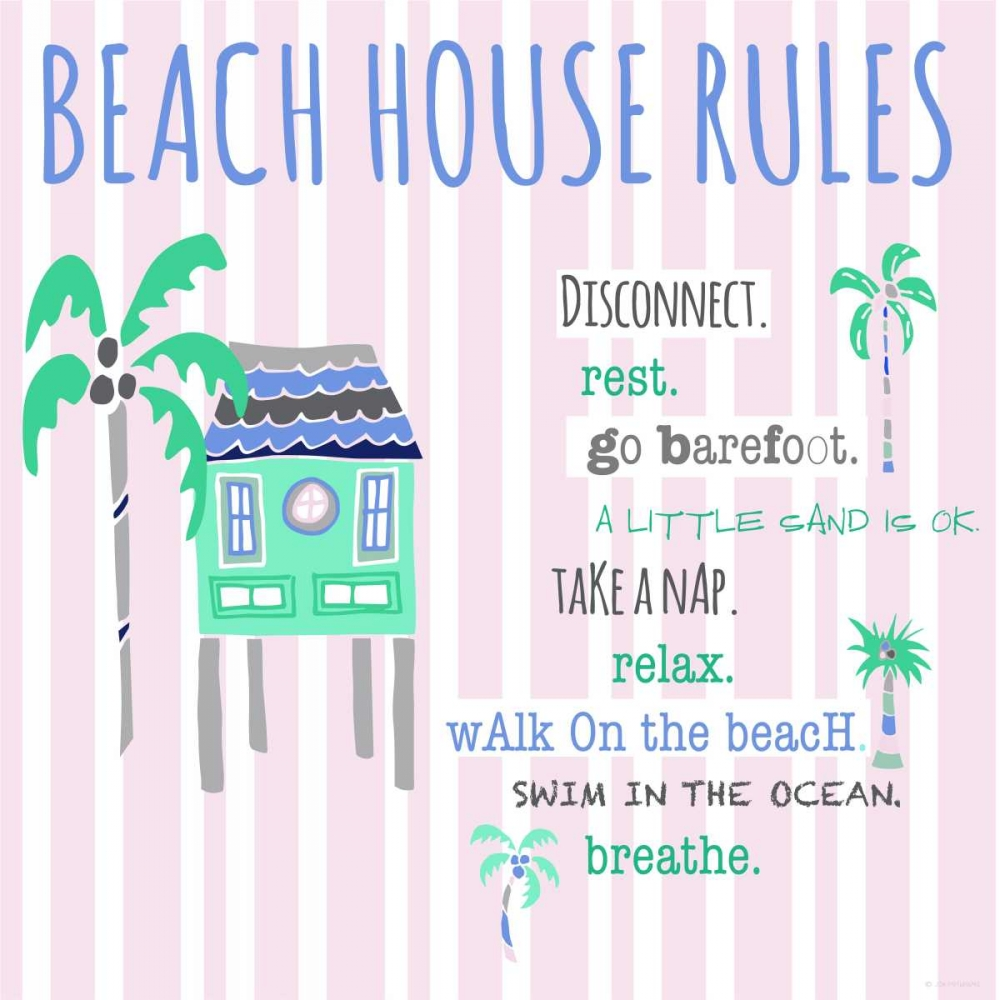 Beach House Rules Pamela J. Wingard 97520